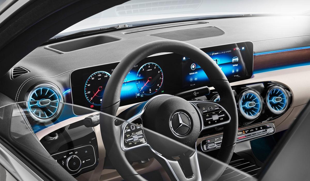 Mercedes A Klasse Berline Kost 5k Meer Dan Hatchbackbroertje 2018