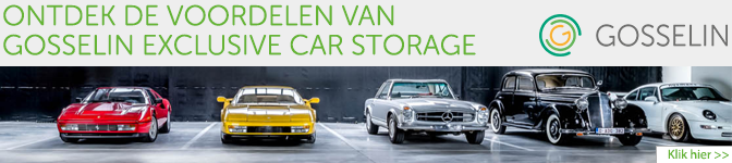 Gosselin Classic Car Storage