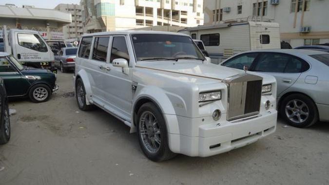 Wist Je Dat Rolls Royce Ook Een Suv Variant Heeft Autofans