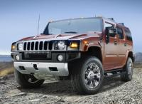 Hummer H2 Black Chrome Edition