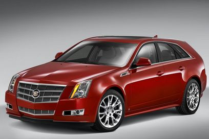 Cadillac CTS Estate