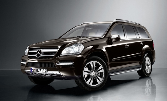 Update voor Mercedes ML 63 AMG en GL-klasse