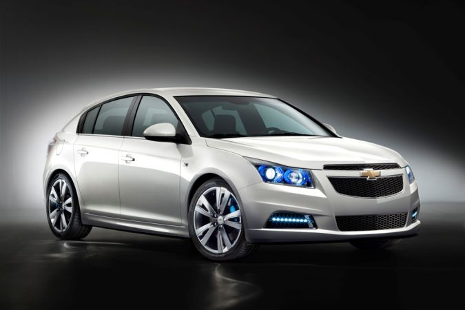 Officieel: Chevrolet Cruze hatchback