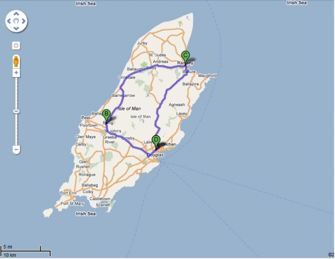 Isle of Man - TT Circuit