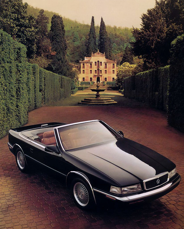 Vergeten auto #44: Chrysler TC by Maserati