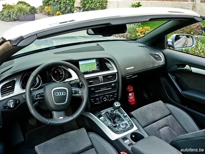 rijtest: audi a5 cabriolet 1.8 tfsi | autofans