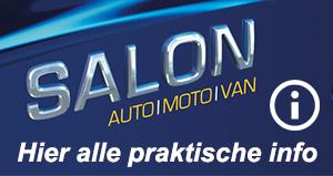 Autosalon Brussel 2019 praktische informatie