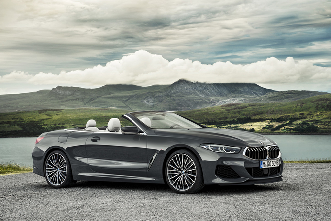 bmw 8 series convertible 2018 official