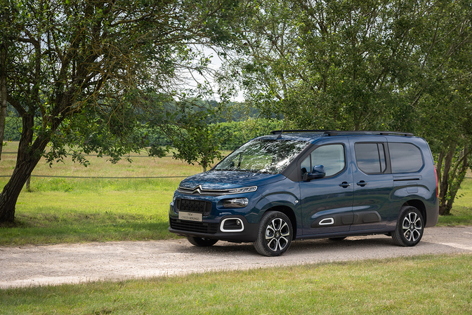 citroen berlingo xl 2018