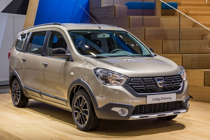 dacia lodgy 2018