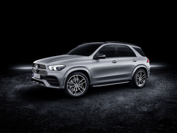 Autosalon Brussel 2019: Mercedes