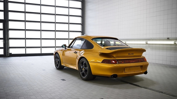 porsche project gold 993 Price