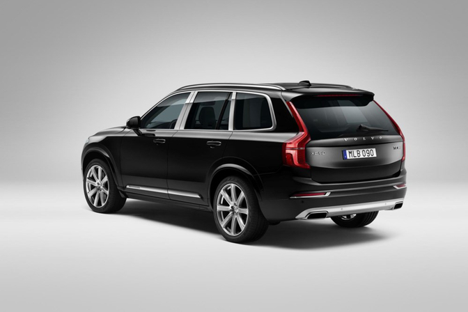volvo xc90 excellence t8 twin engine