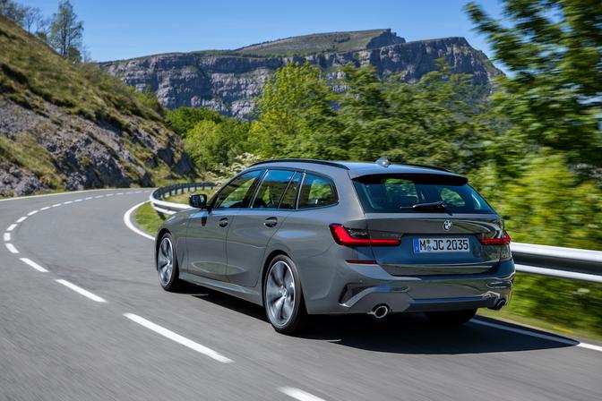 Officieel Bmw 3 Reeks Touring 2019 Autofans