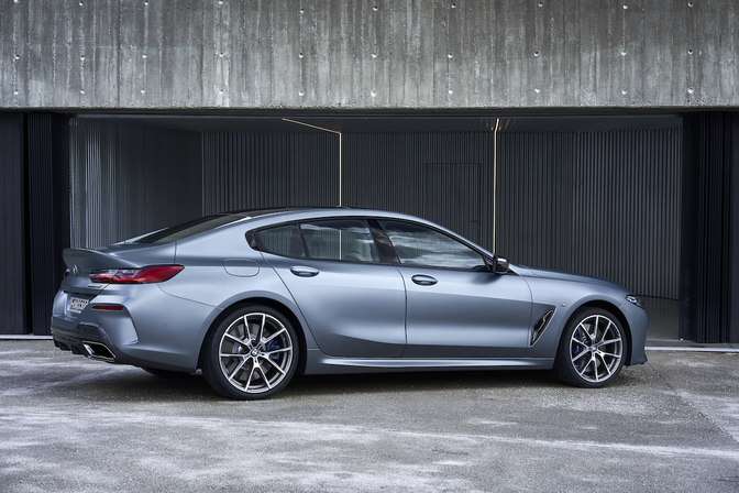 BMW 8 Grand Coupe 2019