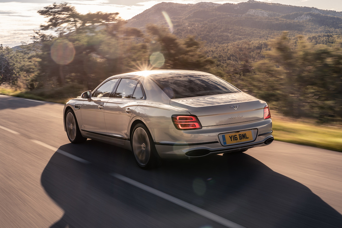Bentley Flying Spur Blackline 2019