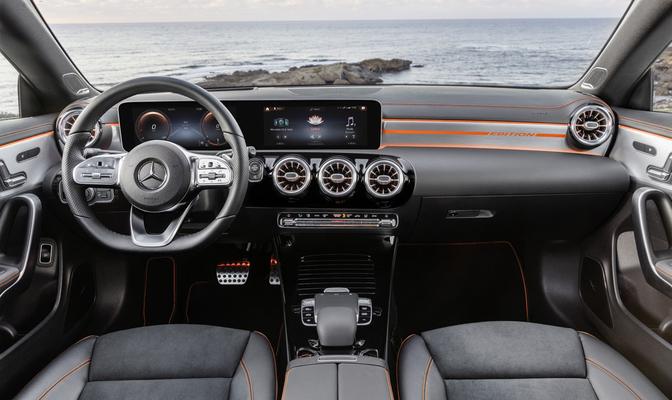 Officieel Mercedes Cla 2019 Autofans