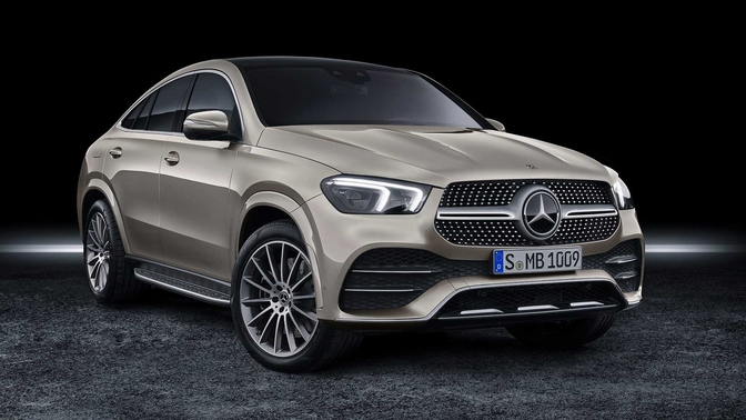 mercedes gle coupe 2019