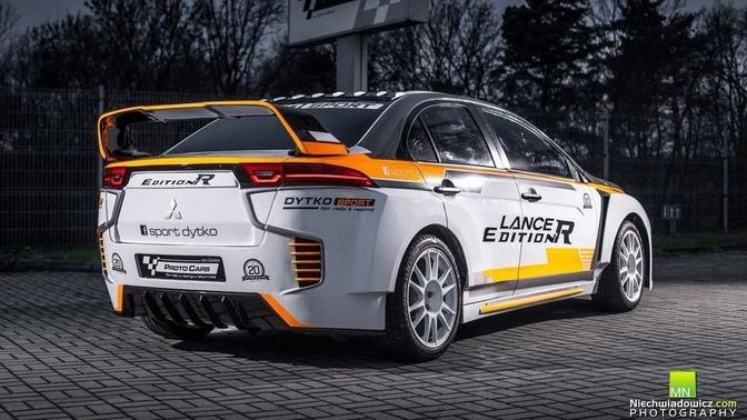 "Dit is de Mitsubishi Lancer ""EVO XI"" (2019) | Autofans"