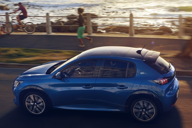 peugeot e208 electric 2019 official prices