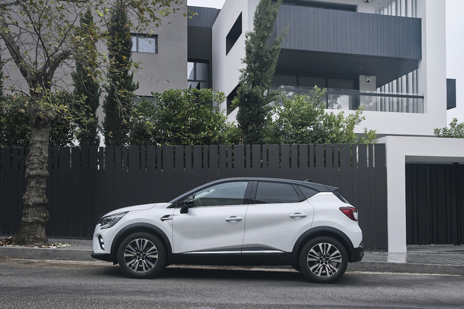 Renault Captur review rijtest 2019