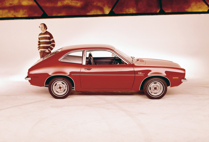 ford pinto 1971 lee iacocca