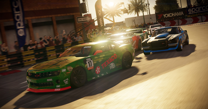 Grid racegame review test 2019