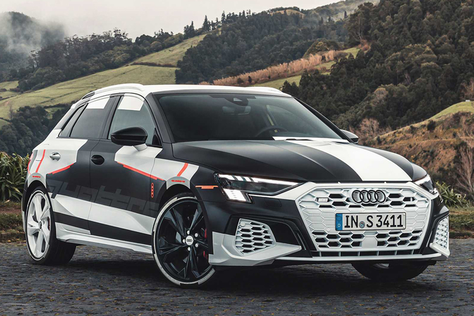 Audi S3 2020 Preview