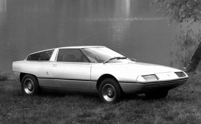 citroen gs camargue 50 years
