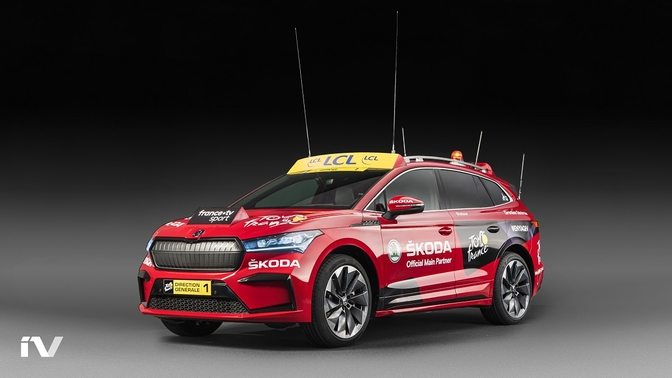 skoda-enyaq-iv-lead-vehicle-tourdefrance-2020