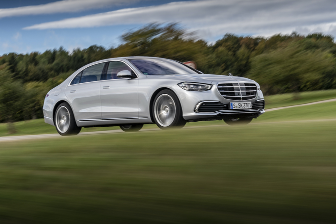 Mercedes S 400 d 4Matic 2021 test