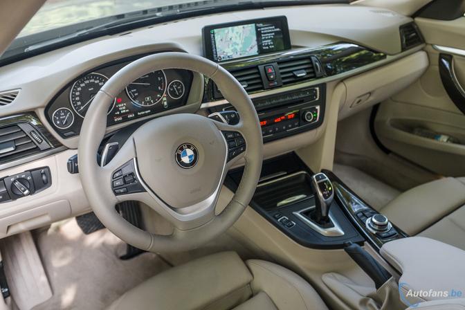 Rijtest Bmw 3 Reeks Gran Turismo Autofans
