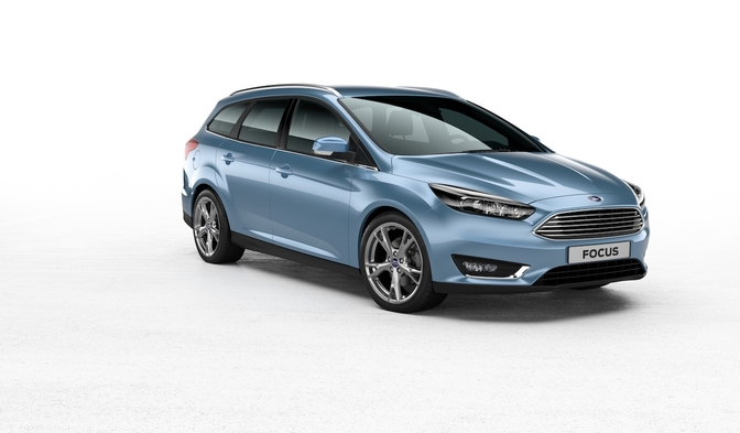 Facelift voor de Ford Focus (2014)