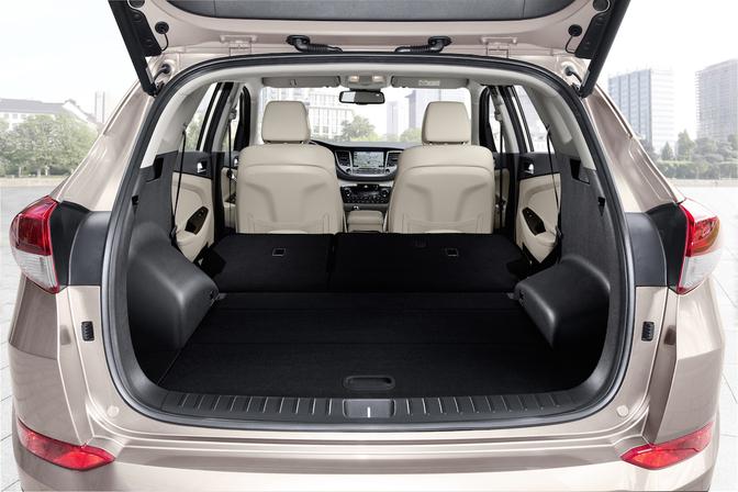 Rij Impressie Hyundai Tucson 2015 Autofans