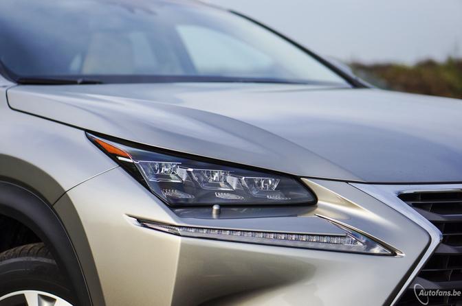 Bmw Software Update >> Rijtest : Lexus NX 300h | Autofans