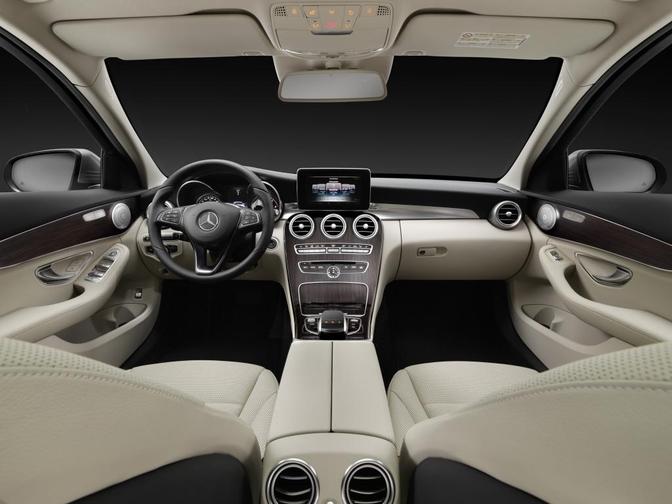 Officieel Mercedes C Klasse Break S205 2014 Autofans