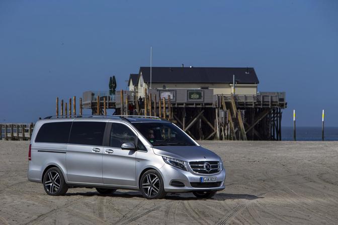 Rij Impressie Mercedes V Klasse V 250 Bluetec Autofans