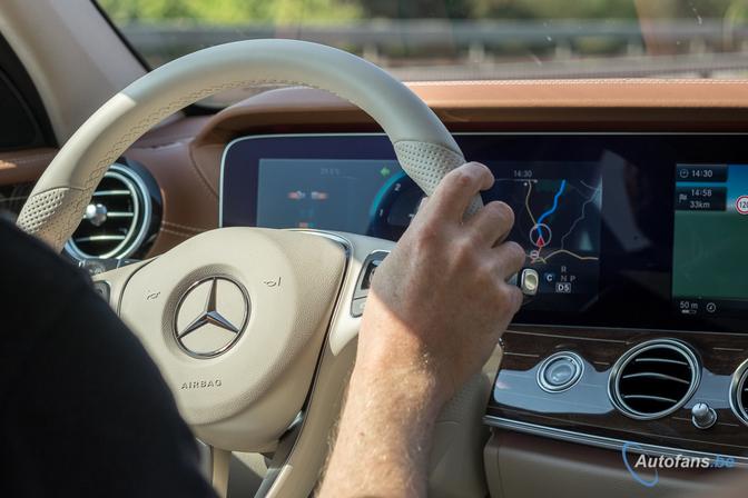 Rij Impressie Mercedes E Klasse Break 2016 Autofans