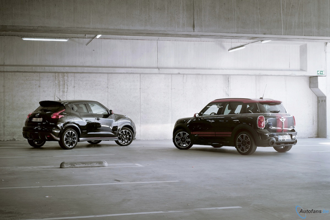 Nissan-Juke-Nismo-VS-Mini-Countryman-JCW