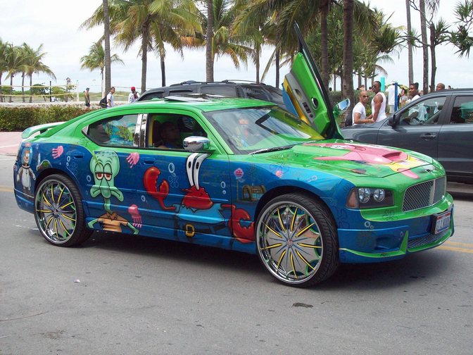 Top 5 Spongebob Cars Autofans