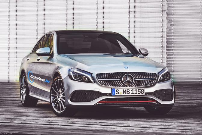 Mercedes Werkt Aan A Klasse Berline Autofans