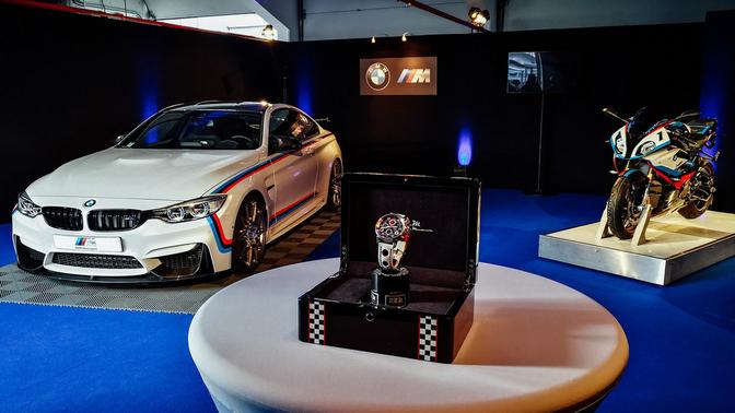 Deze Bmw M4 Magny Cours Editie Komt Met Horloge En S 1000 Rr Autofans