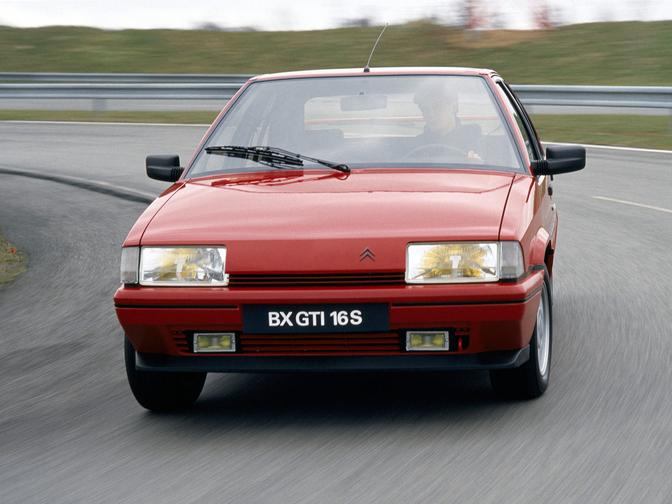 Gelukkige 35e Verjaardag Citroen Bx Autofans