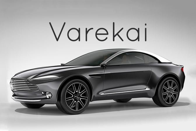 Aston Martin SUV door het leven als 'Varekai'? | Autofans