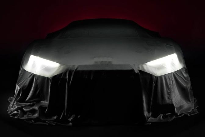 Audi Teaser