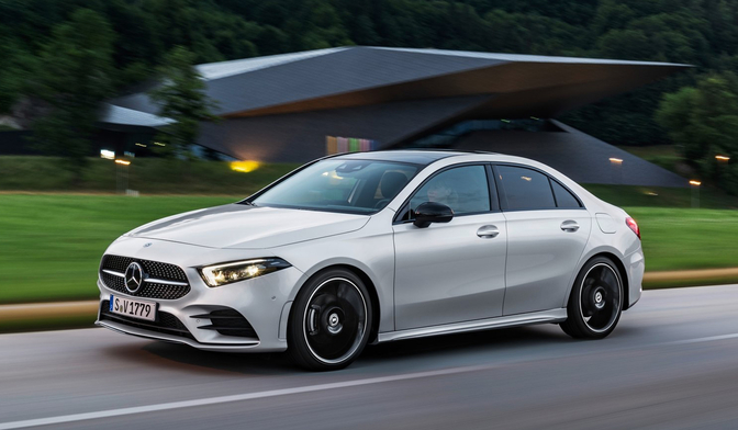 Mercedes-A-Klasse-Berline-Prijzen