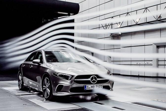 Mercedes Plaagt Met Opvolger Cla Autofans