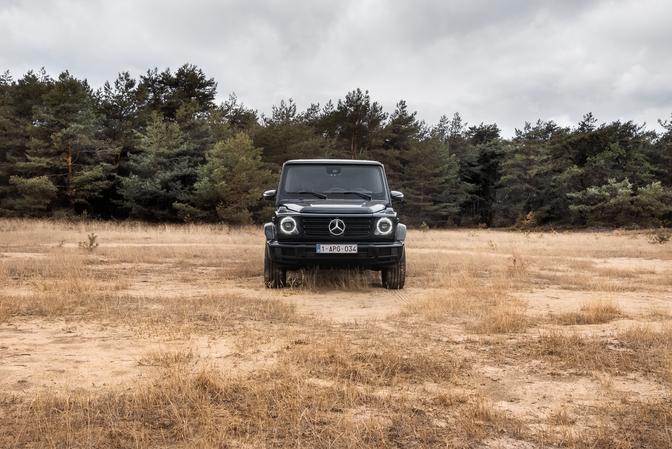 Mercedes G 500 2018