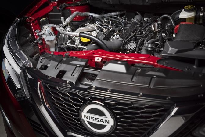 Nissan Qashqai 1.3 dig-t 2018 motor