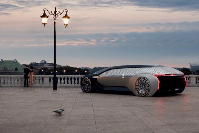 Renault ez ultimo concept